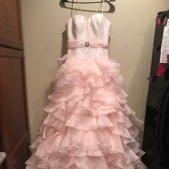 Tony Bowls Dresses | Le Gala Formal Dress Size 6 | Poshmark